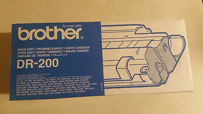 Brother DR 200, Toner, Katusche