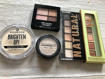 Lidschatten Glossybox Komsetik Make Up Revlon Pixi Nyx Puder Set Essence Beauty