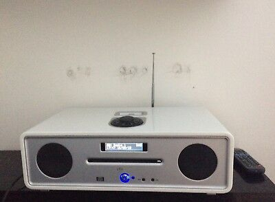 Ruark Vita Audio R4 Home Music System 🎧📀 DAB/FM/CD Player/iPod  Docking/ USB