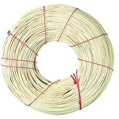 Rayher Red Ribbon Quality Rattan, Natural, 2.2 mm Diameter