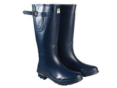Town  Country TFW2543 The Bosworth Wellington Boots Navy