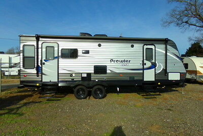 New Rear Living Camper RV Slide Trailer Nice Cheapest Not used repo Cherokee Jay