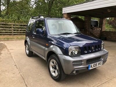 Suzuki Jimny 1.3 JLX+ (leather - aircon - fsh) 4x4 Jeep