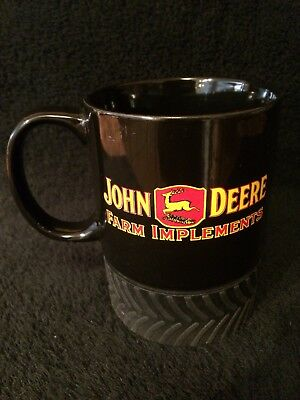 John Deere Farm Implements Tire Mug