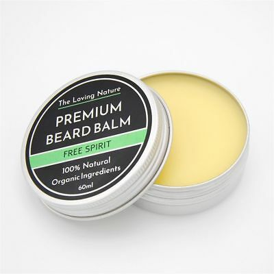 NEW Premium Beard Balm - All Natural, Organic Ingredients - 9 Scents Available