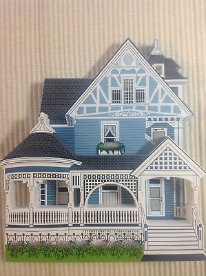 Shelia's Collectibles House - HARVARD HOUSE, 1899: Lewes, Delaware. Signed, AP