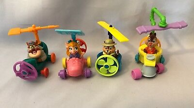 vintage 1989 chip n dale rescue rangers mcdonald s happy meal toys