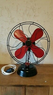 Ventilator BEANWY B&Y ELECTRIC LTD.Birmingham British Made ca.1930 Art deco Fan
