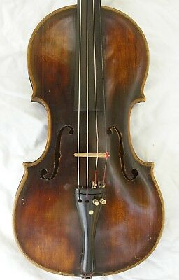 Beautiful Antique Violin Labeled Josef Klotz in Mittenwald...Anno 17