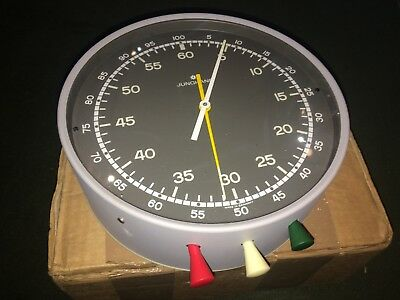 JUNGHANS industrial timer - dark room clock