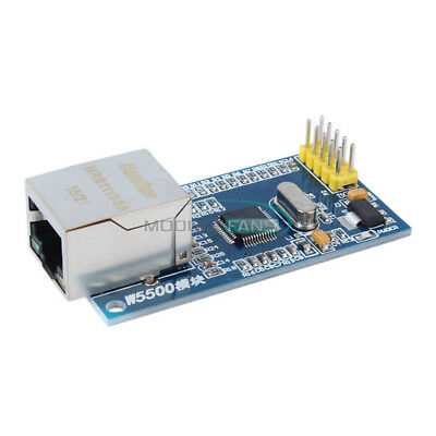 W5500 Ethernet Network Modules TCP/IP 51/STM32 SPI Interface For Arduino AT