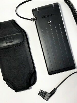 Nikon SD-9 Battery Pack for SB-910 and SB-900 Flashes - Used - Excellent