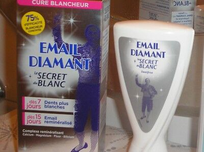 Email Diamant Cosmetic Whitening Toothpaste Sale X3 Tubes Variety £19.95