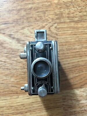 Jenic Subminiature Mini Wartime Spy Type Camera RARE!