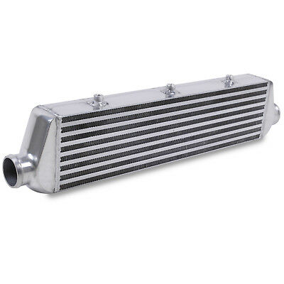 """2.25"""" 57mm ALLOY FRONT MOUNT INTERCOOLER FMIC FOR FORD FOCUS FIESTA MONDEO RS ST"""