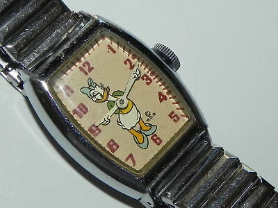 DAISY DUCK US TIME WATCH CIRCA 1950's