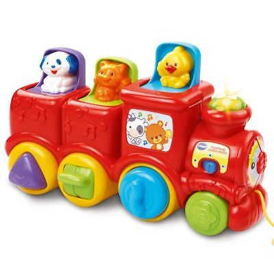Roul'train cache cache Vtech authentique