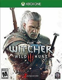 The Witcher 3 Wild Hunt Complete Edition XBox One New Factory Sealed No Tax
