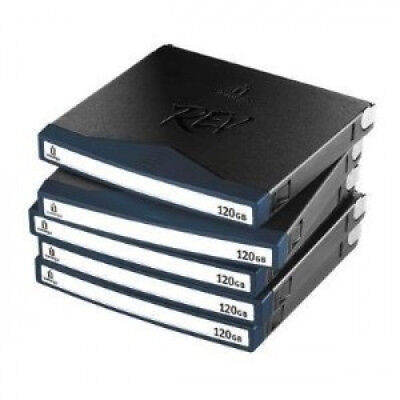Selected REV 120GB Disc 5-Pack By Iomega Corporation. At Iomega Corporation