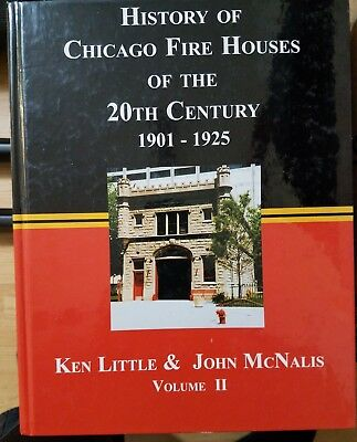 Chicago fire department History books 1, 2 and 3! Some autographed by authors!
