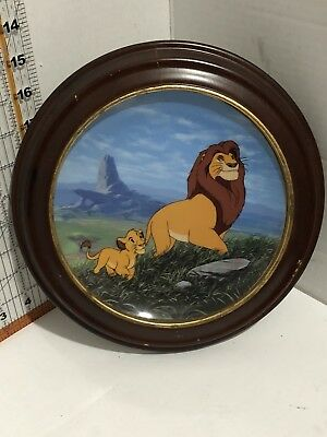 Like Father Like Son Disneys The Lion King Collector Plate 1399