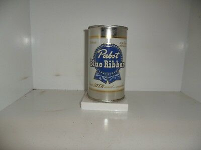 """MINT Pabst Blue Ribbon """" Finest BEER Served... anywhere ! """" Flat Top  STUNNING"""