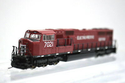 New Athearn N scale 10743 SD70M EMD Lease #1 Electro Motive Rd# 7021