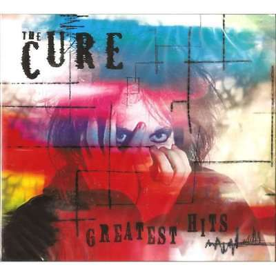 The Cure — Greatest Hits 2CD NEW