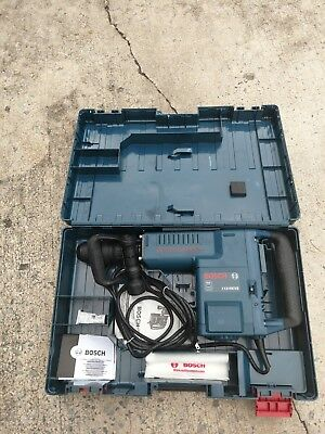 Bosch Demolition Hammer 14 Amp Corded Auxiliary Handle Carrying Case