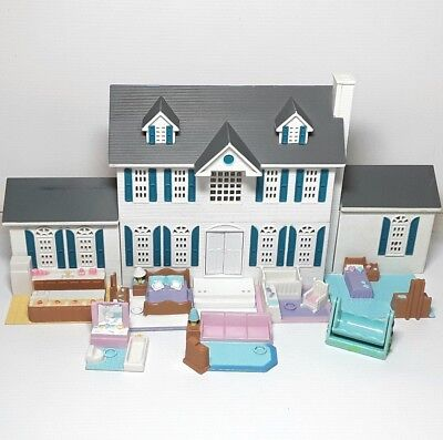 Dollhouse toy My pretty doll house furniture Tiny Lewis Galoob Vintage 1990s