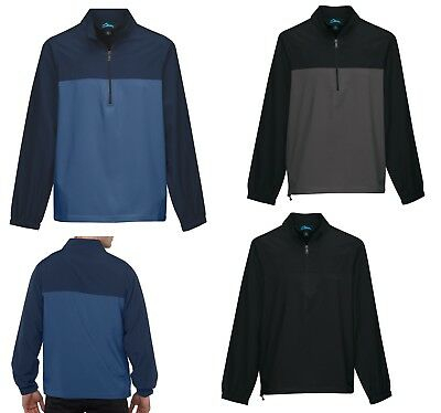 WINDPROOF WINDSHIRT POCKETS MEN/'S LINED S-6X /& TALL LT-6XLT WATER RESISTANT