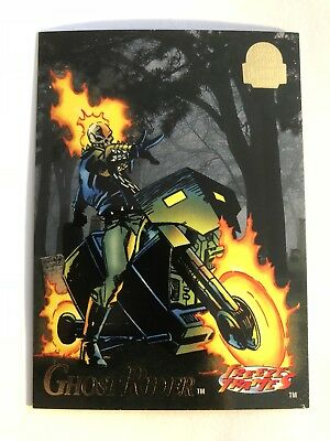 1994 Marvel Comics Universe Card #9 Ghost Rider