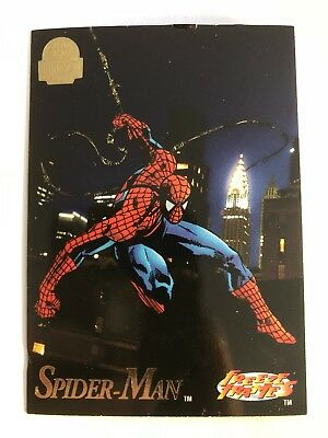 1994 Marvel Comics Universe Card #1 Spider-Man