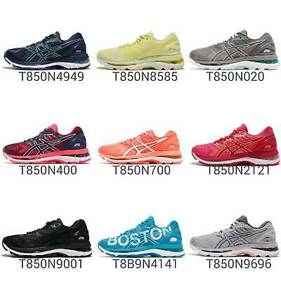 lowest price 40151 02487 Asics Gel-Nimbus 20 Road Runner Womens Cushion Running Shoes Trainers Pick 1