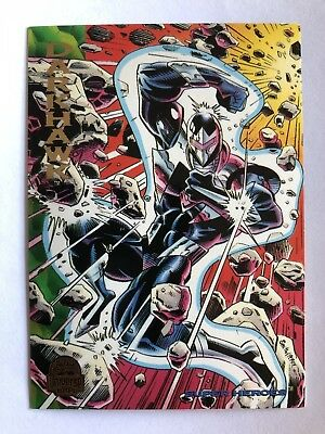 1994 Marvel Comics Universe Card #165 Darkhawk
