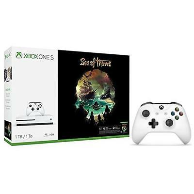 MICROSOFT Console Xbox One S 1 Tb + Gioco Sea of Thieves + Secondo Controller Xb