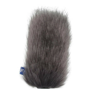 MIC-121 Outdoor Mic Furry Windscreen Muff for SGC-598/Stereo Microphone