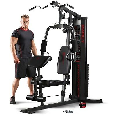 Marcy Eclipse HG3000 Multi Gym - Chest Press, Lat Pull, Arm Curl new 1