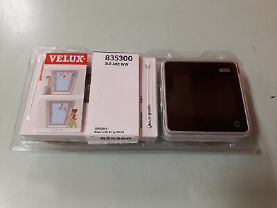 Velux 835300 3LR A02 WW KLR 200 Control Pad Touchscreen for Velux Windows