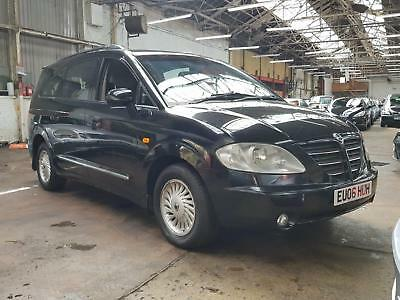 Ssangyong Rodius 2.7TD T-tronic S