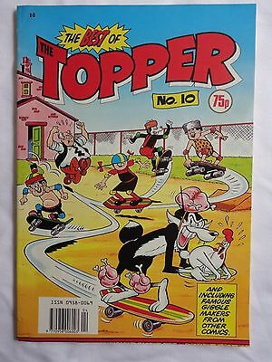 The Best Of The Topper - No 10 - 1990 - In Very Good Condition