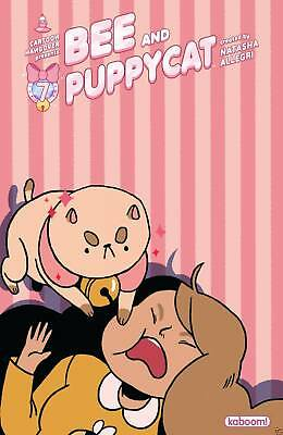 Bee And Puppycat #7 Kaboom COVER A 1ST PRINT HANGOVER RECALL BOOK