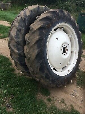 Tractor Tyres 12 4 32