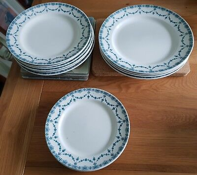 Vintage Losol Ware Brighton Plates by Keeling & Co - COLLECTION ONLY