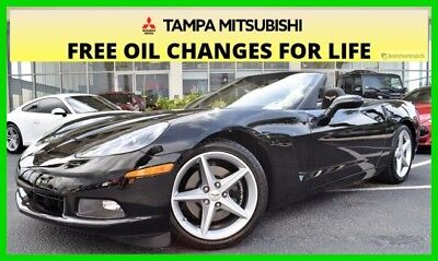 Chevrolet Corvette 60TH ANNIVERSARY ~~~ LIKE NEW ~~~ MUST SEE ~~~ Convertible 2013 Grand Sport Convertible Used 6.2L V8 16V RWD Convertible Bose Premium