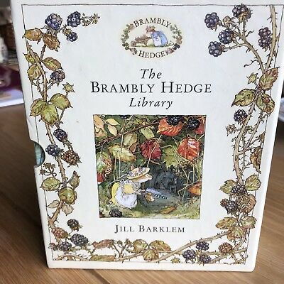 The Brambly Hedge Library, Mint Condition