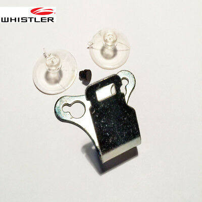 Windshield Mount w// Suction Cups for Whistler 695 SE