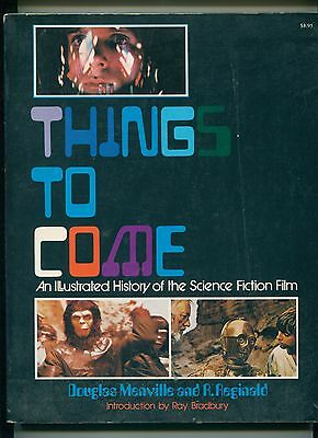 Things to Come: An Illustrated History of the Science Fiction Film, D. Menville