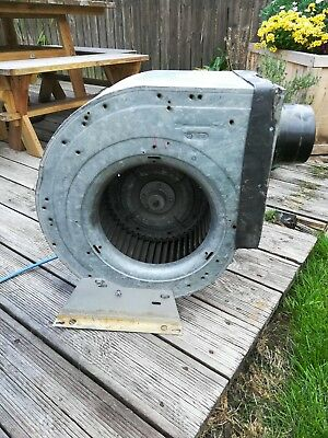 Centrifugal fan blower single phase 240v