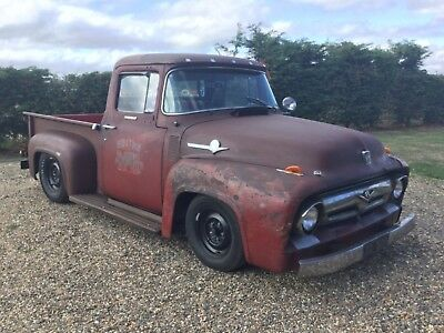 1956 Ford f100 American pick up fully rebuilt rat rod